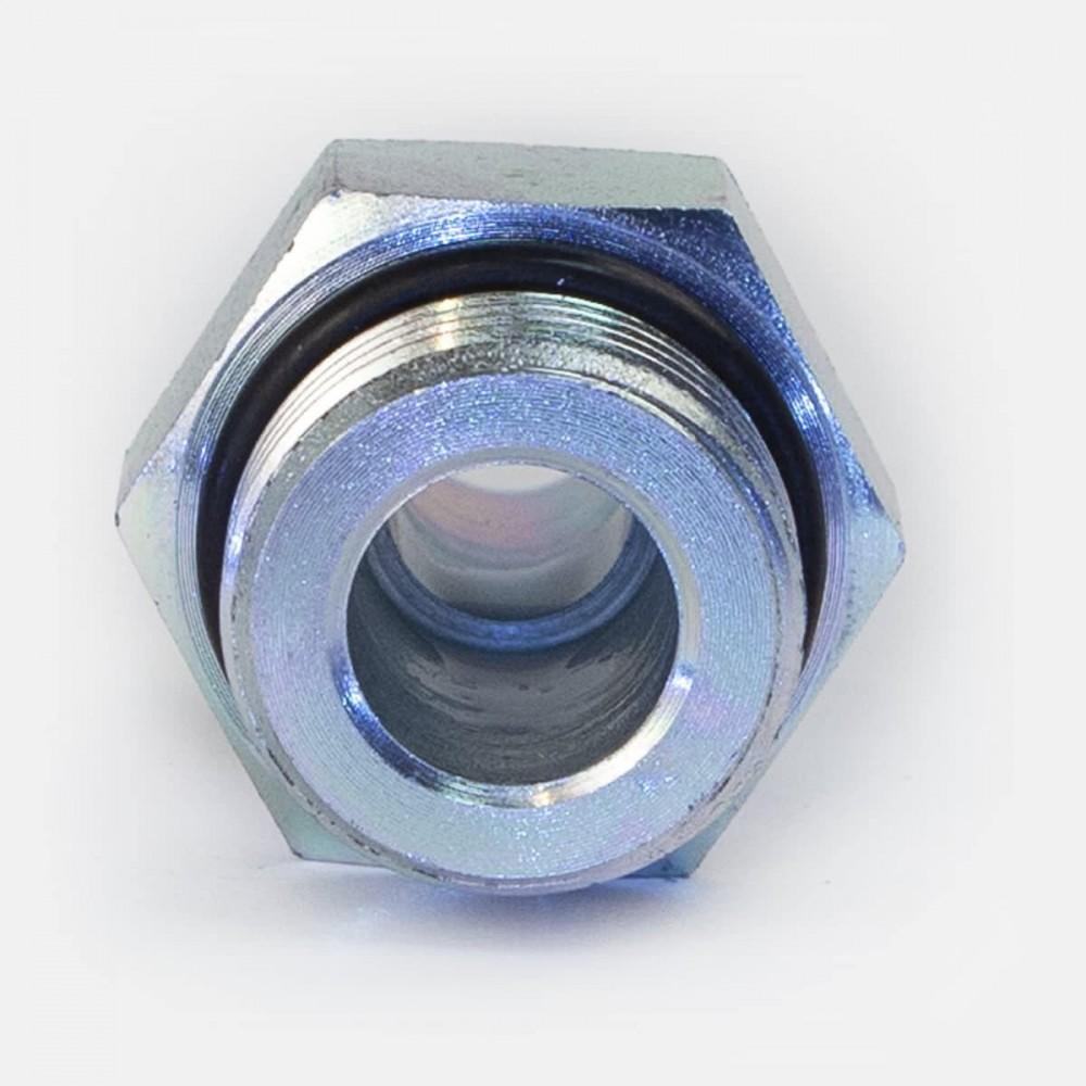 Coupleur Male ISO A 1/2 INOX